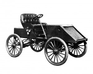 Clarence's Automobile