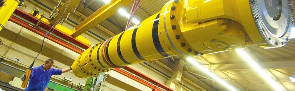 Yellow Shaft 02